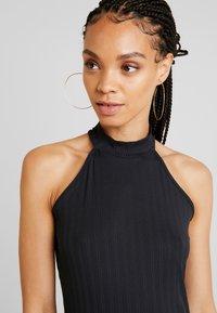 Even&Odd - Robe longue - black - 4
