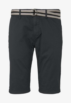 Shorts - blue t design