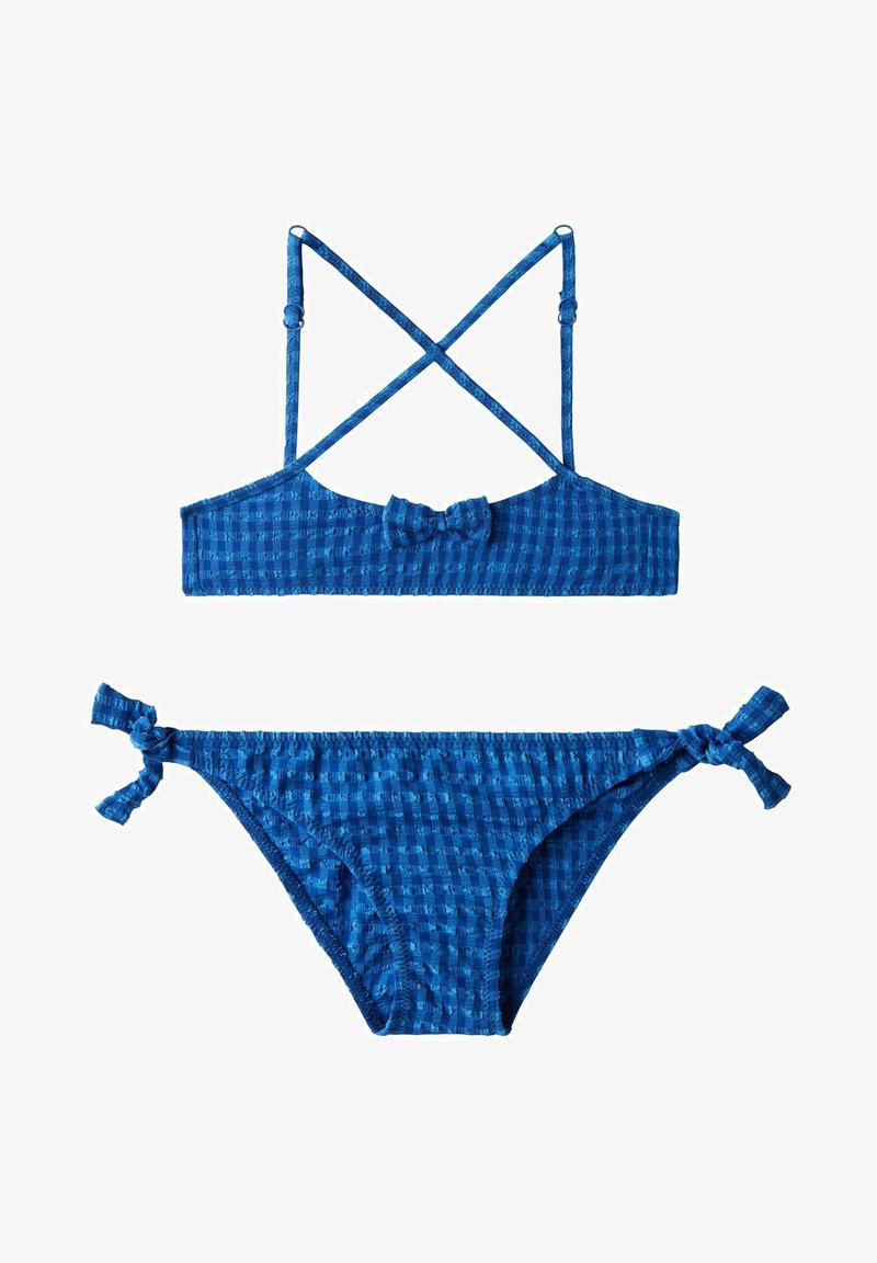 Calzedonia - SET - Bikini - hyper blue