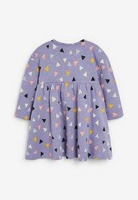 Next - Jersey dress - purple - 1