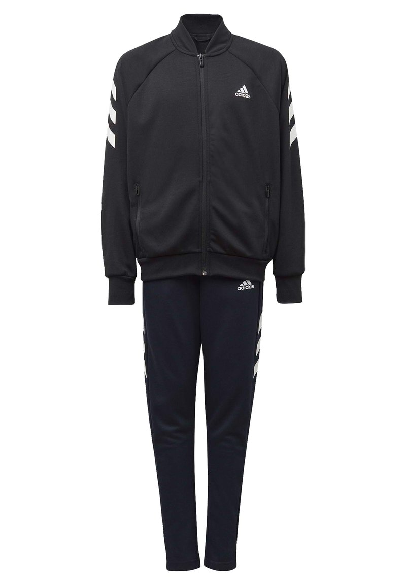 adidas Performance - XFG TRACKSUIT - Sweatshirt - blue