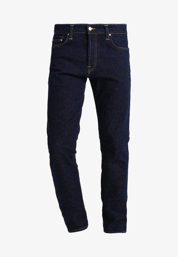 KLONDIKE MILLS - Straight leg jeans - blue rinsed