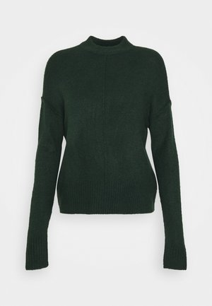 VMNEWLUCI HIGHNECK BLOUSE - Pullover - pine grove