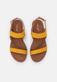 Tata Italia - Sandals - yellow - 5
