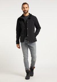 Schmuddelwedda - Outdoor jacket - schwarz - 1