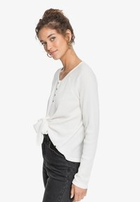 Roxy - Long sleeved top - snow white - 3