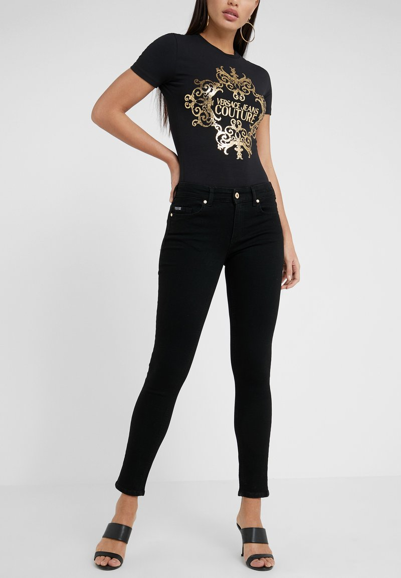 Versace Jeans Couture - Jeans Skinny Fit - black