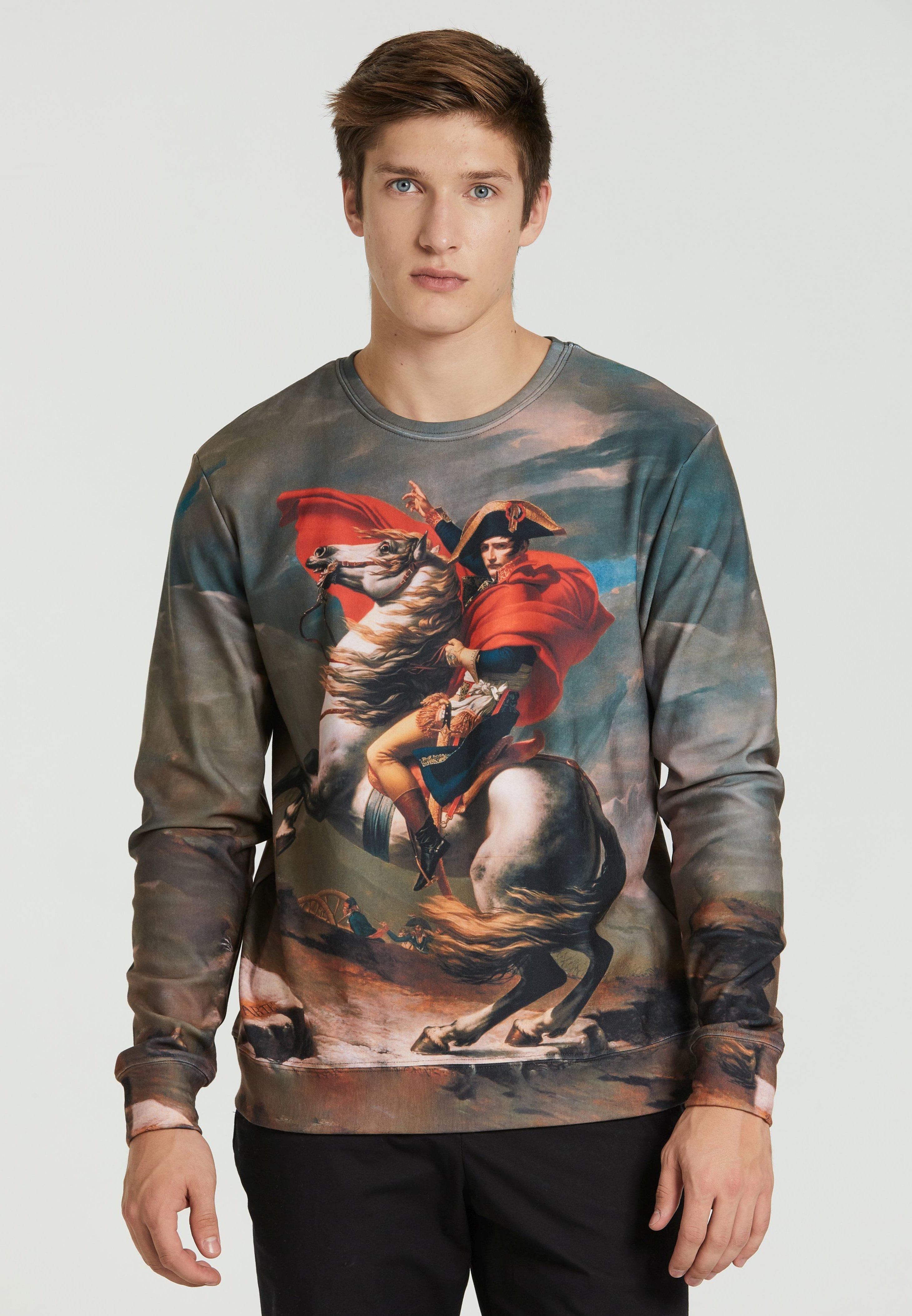 Homme NAPOLEON - Sweatshirt
