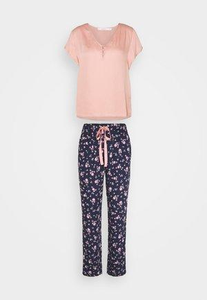 FALL NIGHT - Pyžamo - pink
