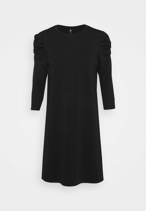 ONLVIOLA DRESS - Sukienka z dżerseju - black