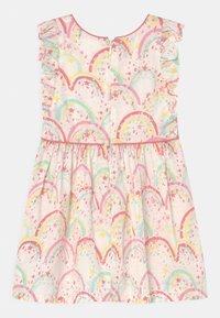 Marks & Spencer London - RAINBOW - Vestido informal - white - 1