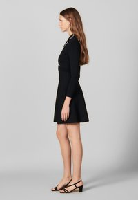 sandro - SUITY - Jumper dress - black - 1