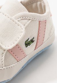 Lacoste - SIDELINE  - Baby gifts - offwhite/light pink - 2