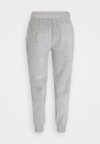Tommy Hilfiger - TRACK PANT - Pyjamahousut/-shortsit - mid grey heather - 6