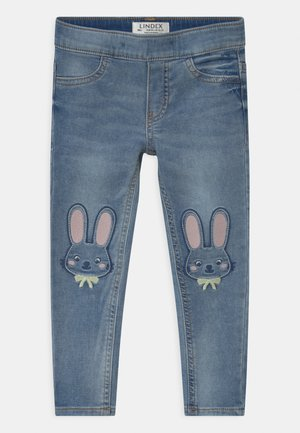 KARIN - Slim fit jeans - blue denim