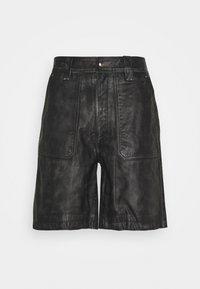 Diesel - SHANTY TROUSERS - Shorts - black - 0