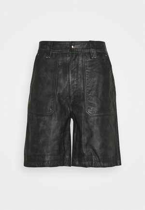 SHANTY TROUSERS - Shorts - black
