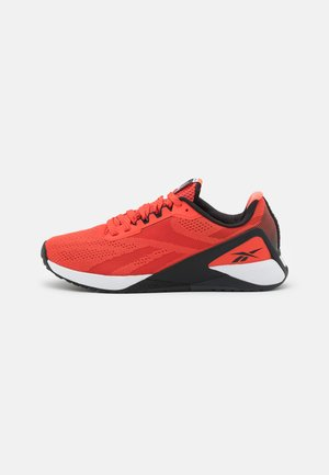 NANO X1 - Sports shoes - dynamic red/white/black