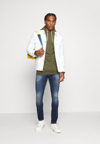 Jack & Jones - JJILIAM JJORIGINAL - Jeans Skinny Fit - blue denim - 1