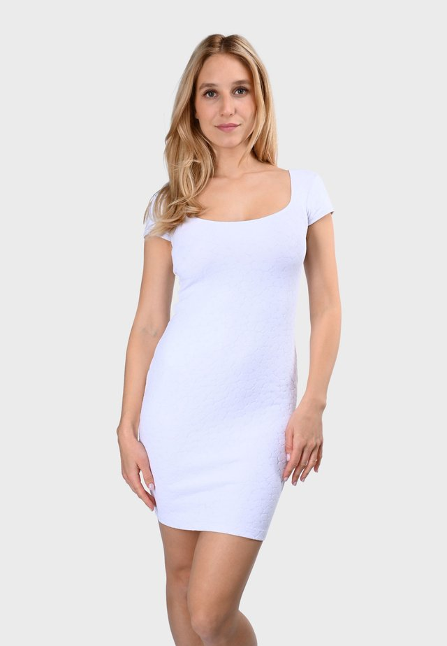 DAVIA - Etui-jurk - white