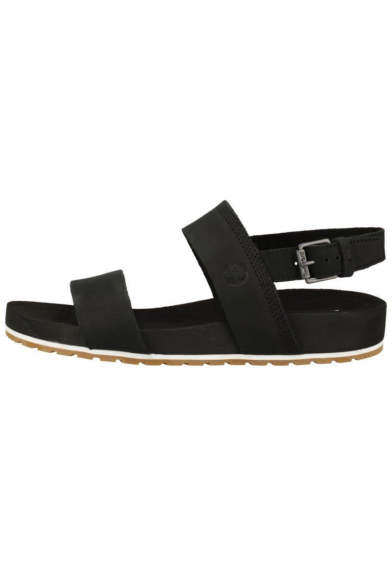 Timberland - TIMBERLAND SANDALEN - Sandals - black 0011