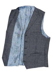 Carl Gross - Waistcoat - blue - 2