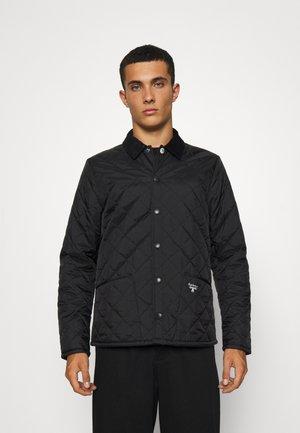 STARLING QUILT - Light jacket - black