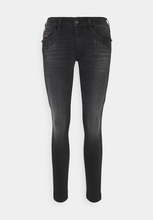 SLANDY LOW - Jeans Skinny Fit - grey