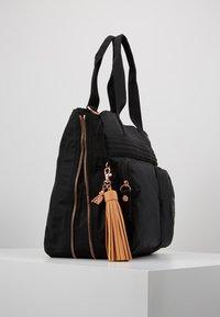Kipling - ESIANA - Tote bag - rose/black - 5