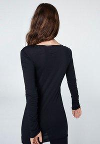 ARMEDANGELS - EVAA - Long sleeved top - black - 1