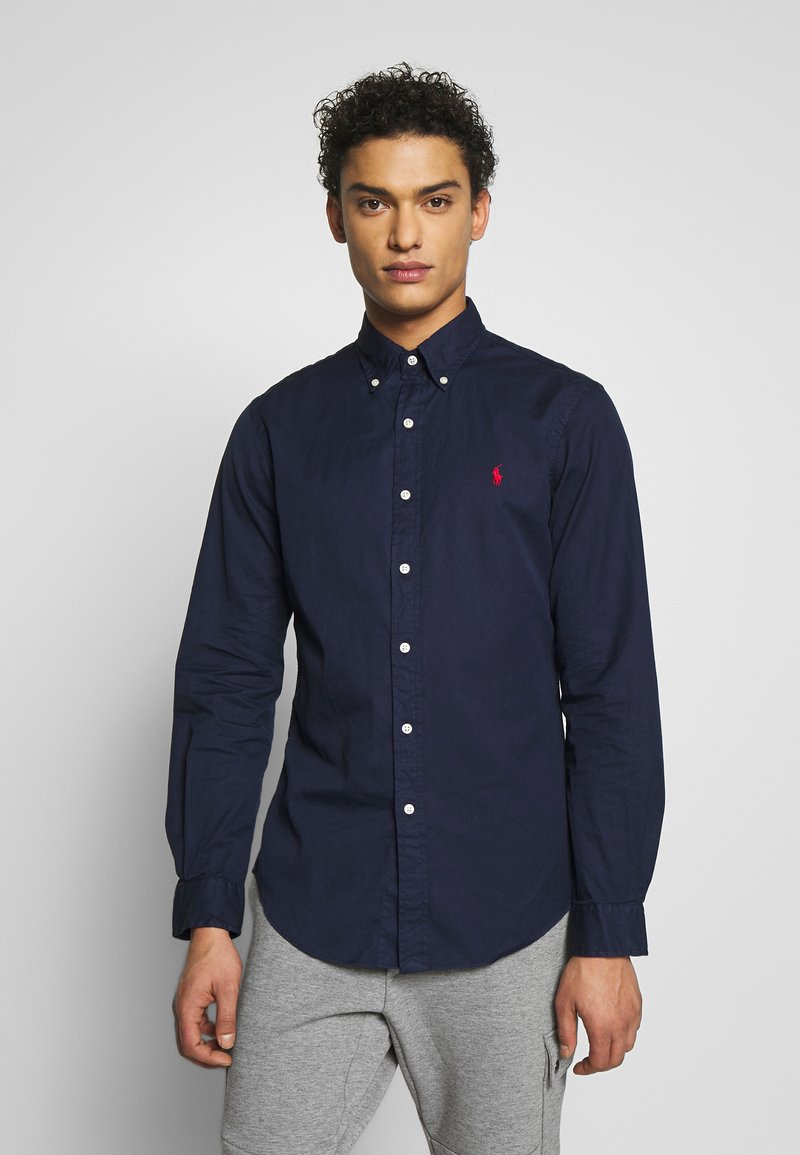 Polo Ralph Lauren - SLIM FIT - Overhemd - cruise navy