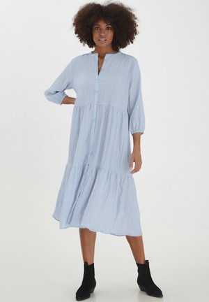 IXLOUIS - Day dress - cashmere blue