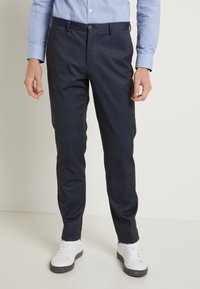 Selected Homme - SLHSLIM-AIDEN - Broek - navy blue - 0
