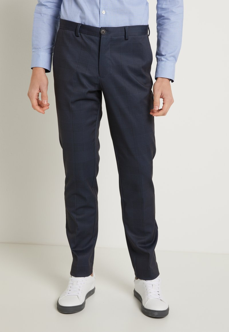 Selected Homme - SLHSLIM-AIDEN - Broek - navy blue