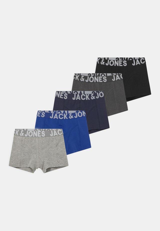 JACMIKE 5 PACK - Panties - black