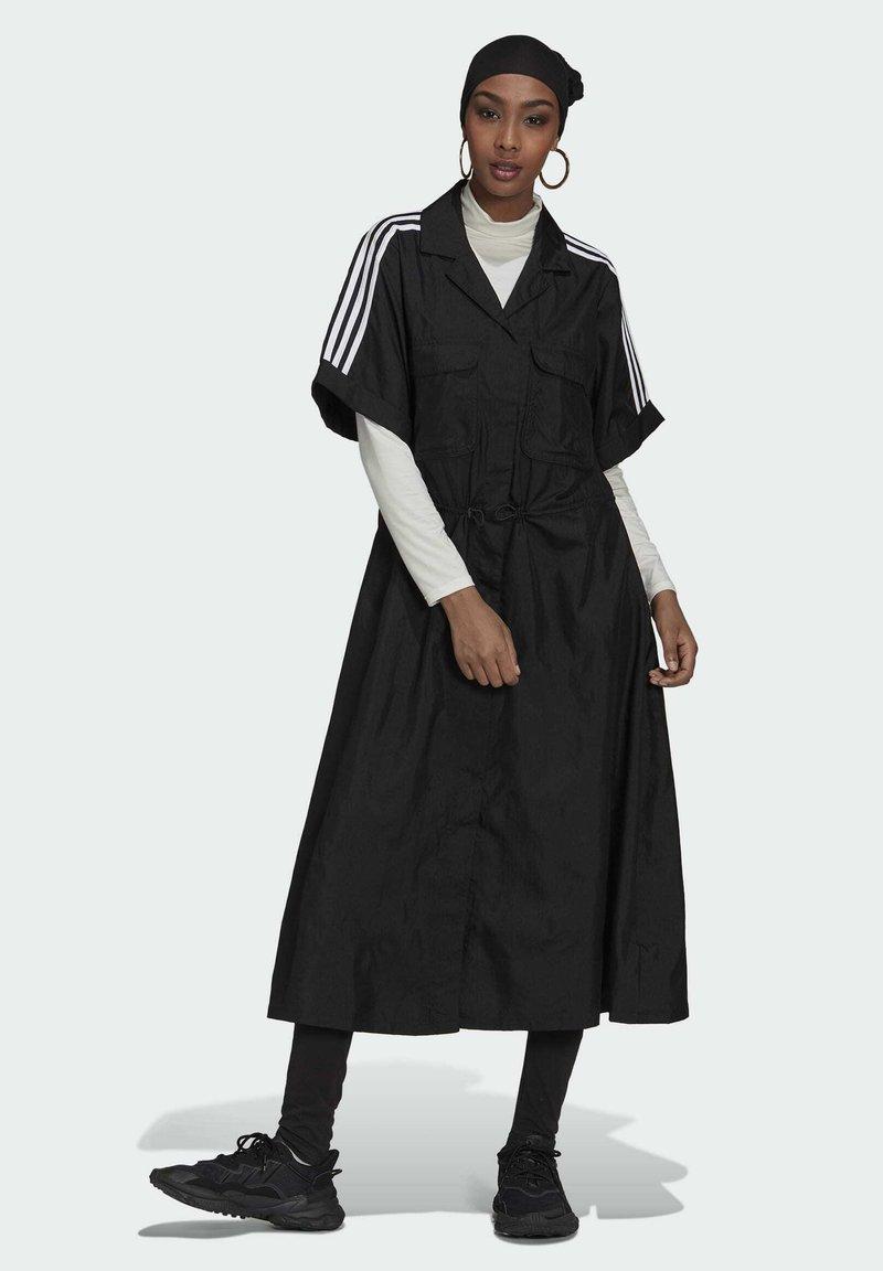adidas Originals - Shirt dress - black