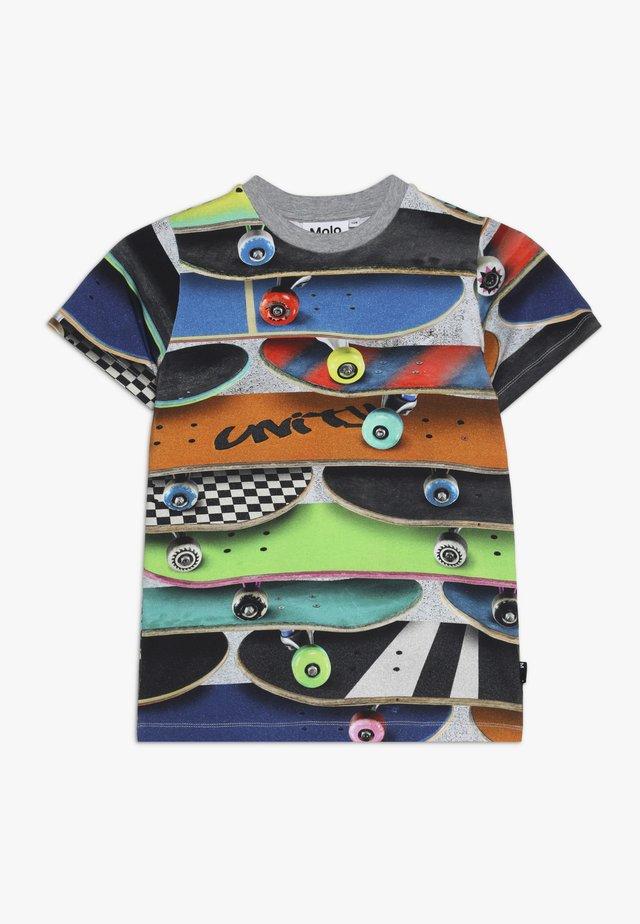 RALPHIE  - Print T-shirt - multi-coloured