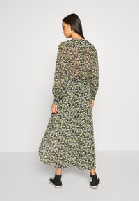 Topshop - STEEPLE FRONT MIDI - Day dress - yellow - 2
