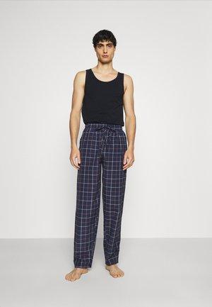 2PACK Unterhemd Organic Cotton - 95/5 Original - Maglietta intima - schwarz