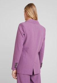 UNIQUE 21 - TAILORED - Blazer - purple - 2