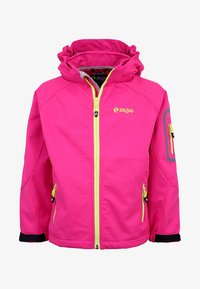 ZIGZAG - Soft shell jacket - pink - 0