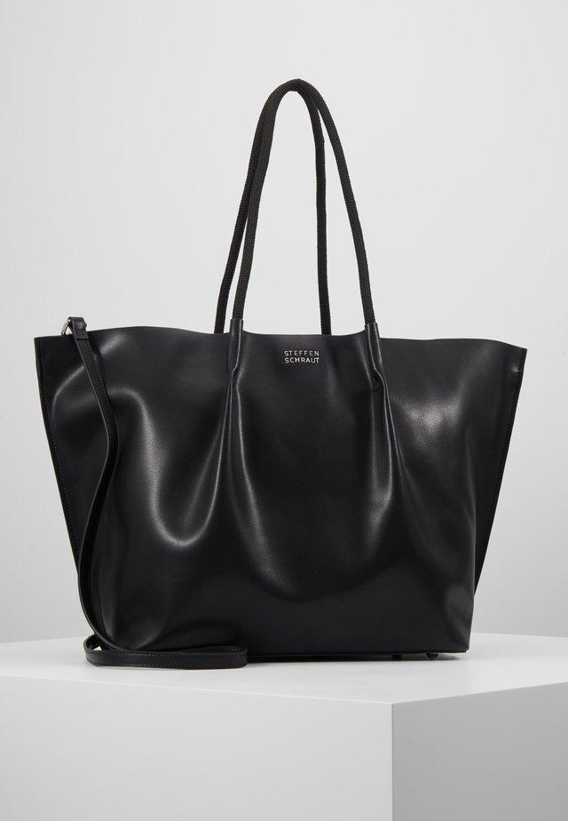 KATE - Shopping bags - black