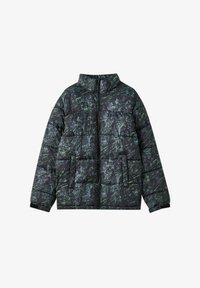 PULL&BEAR - Winter jacket - dark green - 5