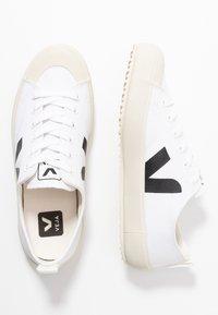 Veja - NOVA - Baskets basses - white/black - 3