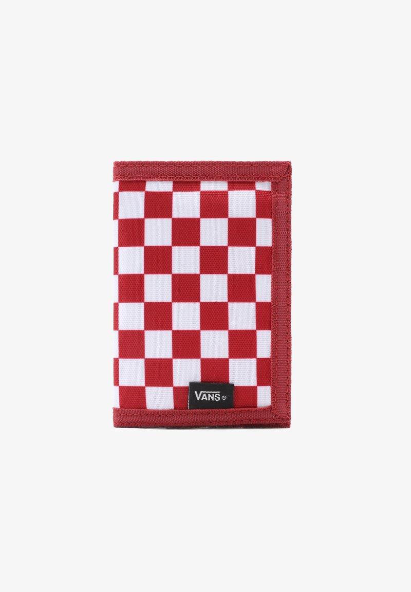 Vans - MN SLIPPED - Plånbok - chili pepper checkerboard