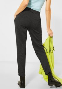 Cecil - CASUAL FIT - Trousers - schwarz - 2
