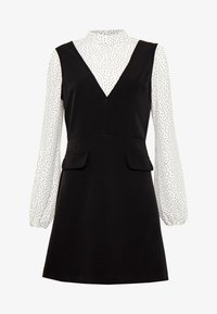 Miss Selfridge - SPOT MINI - Day dress - black - 3