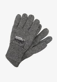 Superdry - ORANGE LABEL GLOVE - Gloves - basalt grey grit - 0