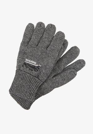 ORANGE LABEL GLOVE - Gloves - basalt grey grit