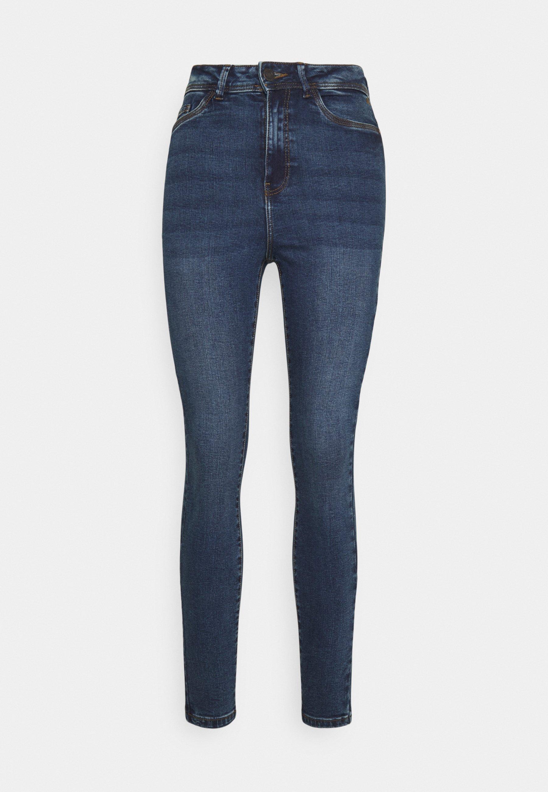 Damen NMAGNES - Jeans Skinny Fit